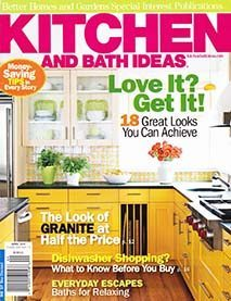 Signature Kitchen & Bath Ideas,April 2010