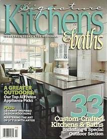 Signature Kitchens & Baths,Summer 2012